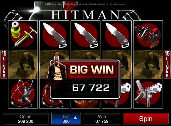 การเล่นสล็อต hitman