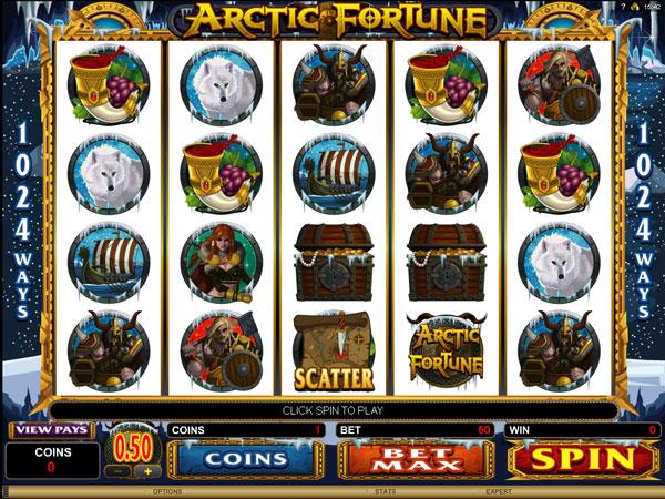 arctic fortune slot online