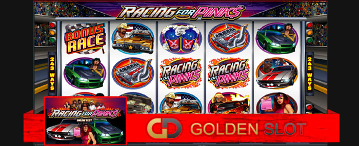 racing for pinks slot online