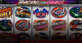 goldenslot racing for pinks