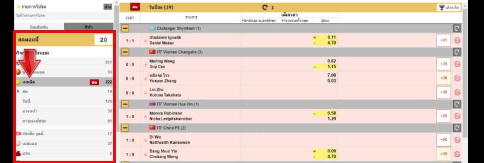 Goldenslot วิธีการแทงเทนนิส