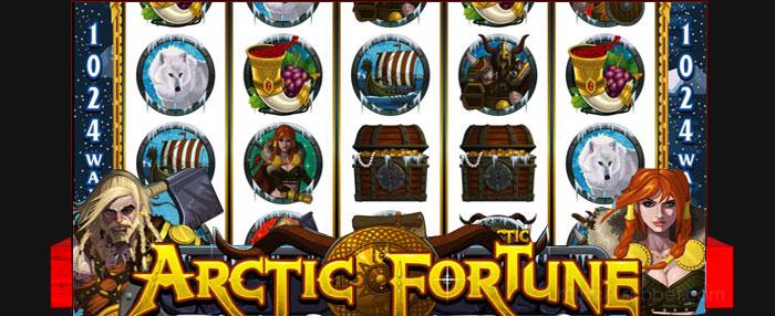 arctic fortune goldenslot