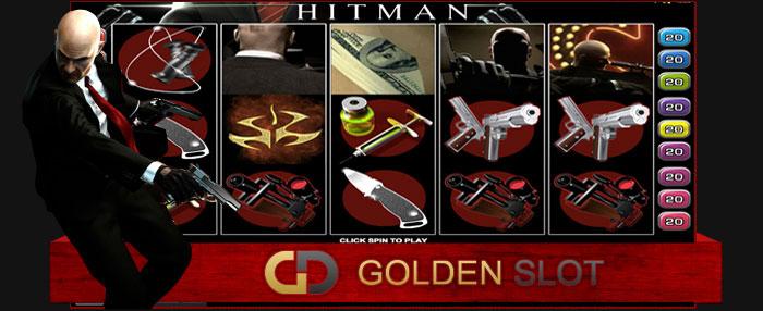 hitman golden slot