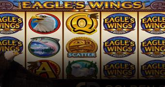 goldenslot eagle wings