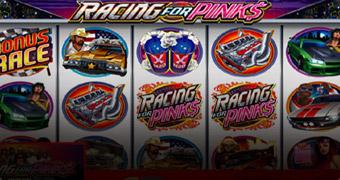 goldenslot racing for pinks