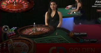 goldenslot roulette